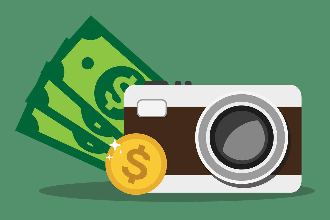 vender fotografia
